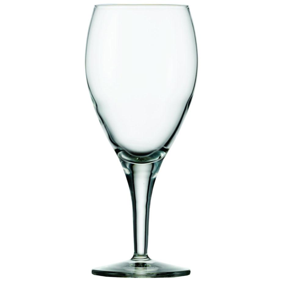 Milano Burgundy Glass
