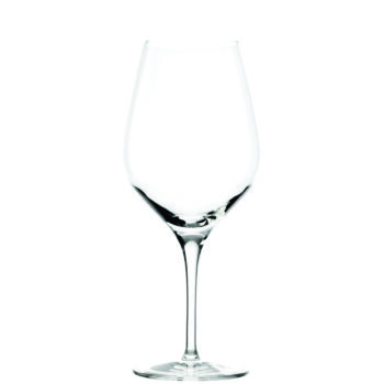Exquisit Bordeaux Glass