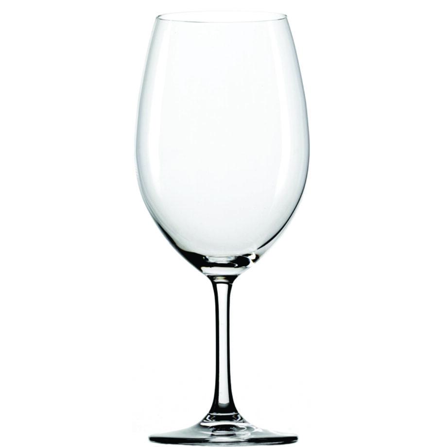 Classic Bordeaux Glass