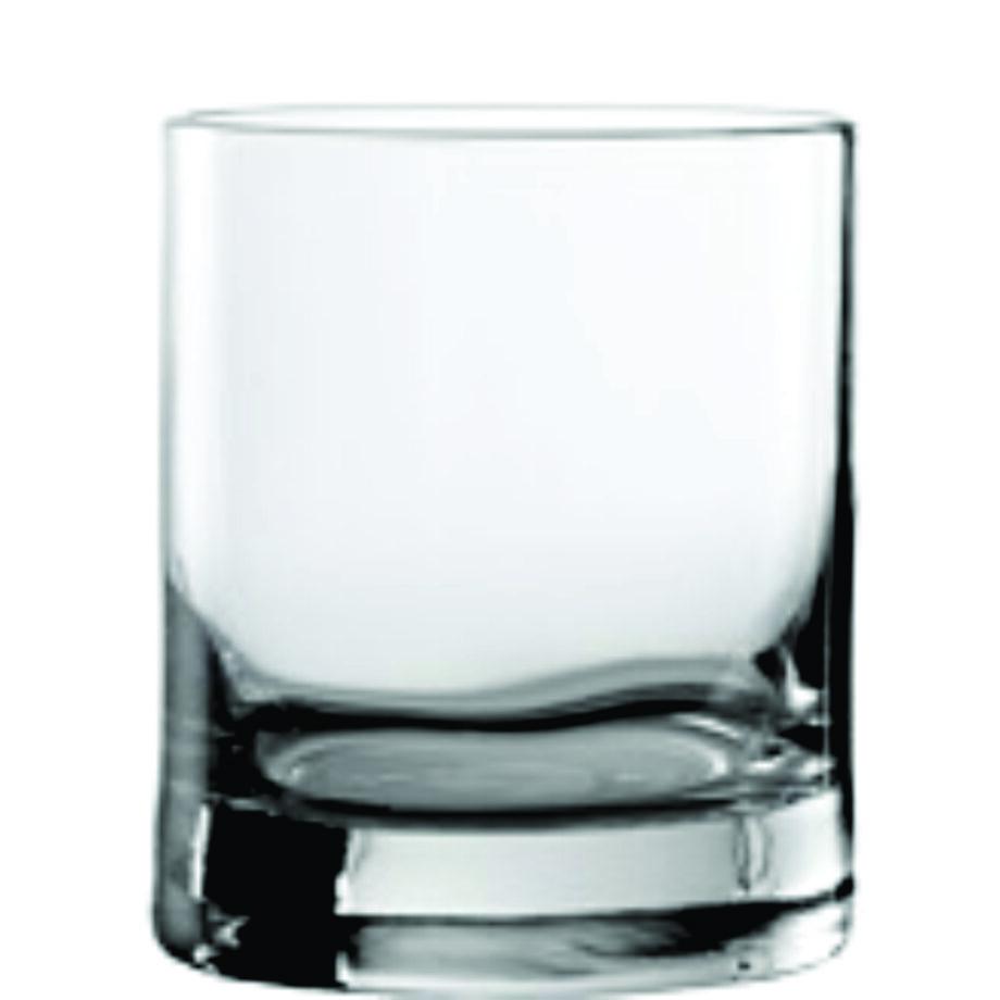 New York Bar Whisky Glass