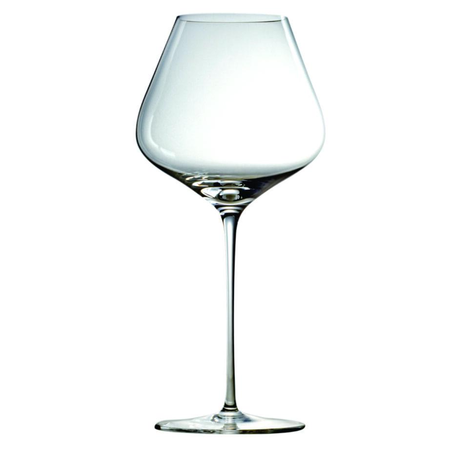Q1 Burgundy Glass
