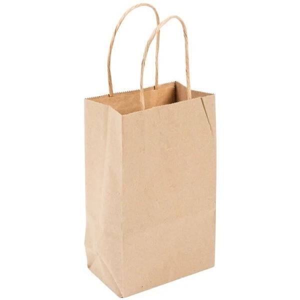 Paper Handle Bag GEM-Kraft