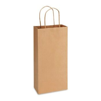 Paper Handle Bag SNUGGIE-Kraft
