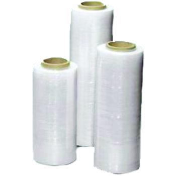 3 rolls of Stretch Wrap