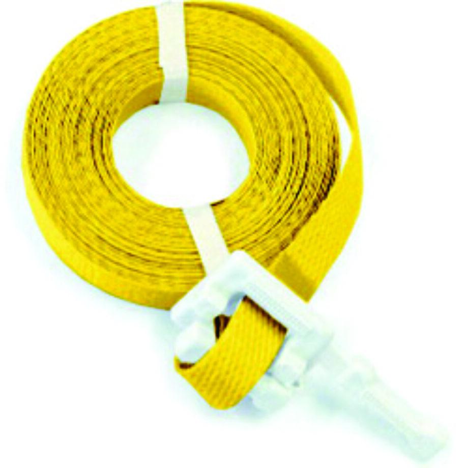 yellow pre-straps