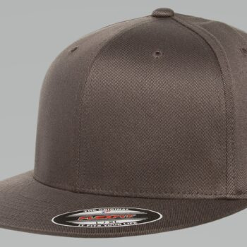 6297F Flexfit Pro-Baseball On-Field Cap Dark Grey
