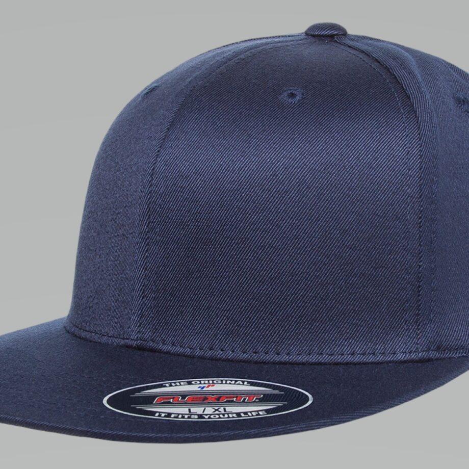 6297F Flexfit Pro-Baseball On-Field Cap Navy
