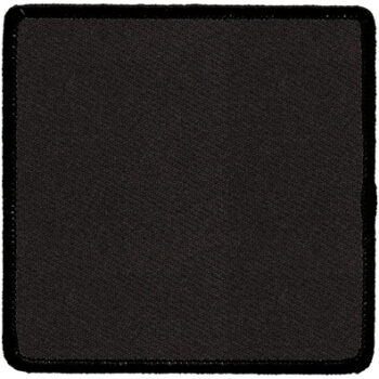 "Square-Patch-2-1/2""x2-1/2""-Black-with-Black"