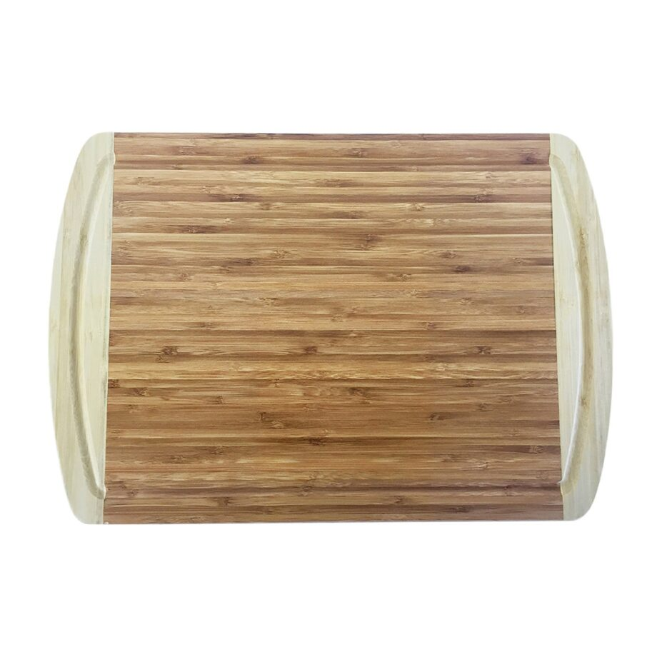 2 tone 18 x 12 cutting board