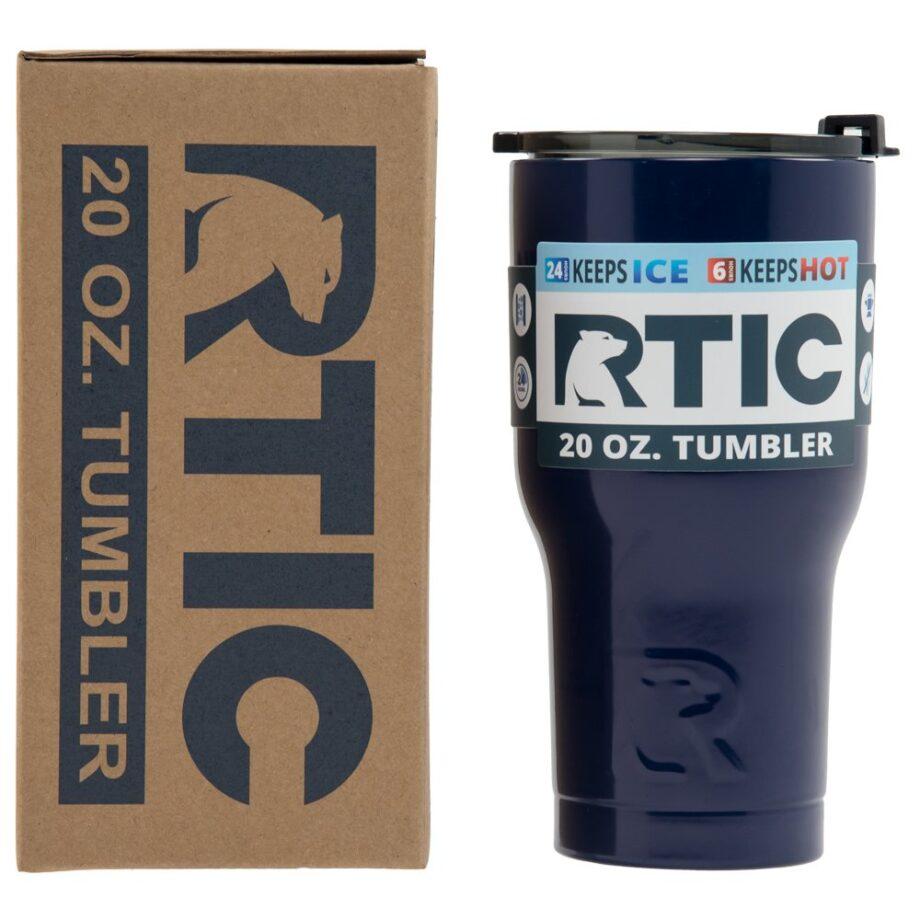 RTIC 20oz Tumbler - NAVY