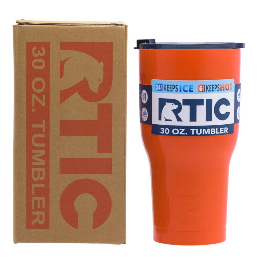 RTIC 30oz Tumbler - ORANGE