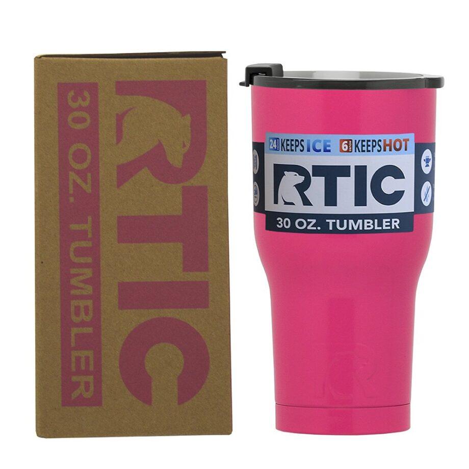 RTIC 30oz Tumbler - PINK