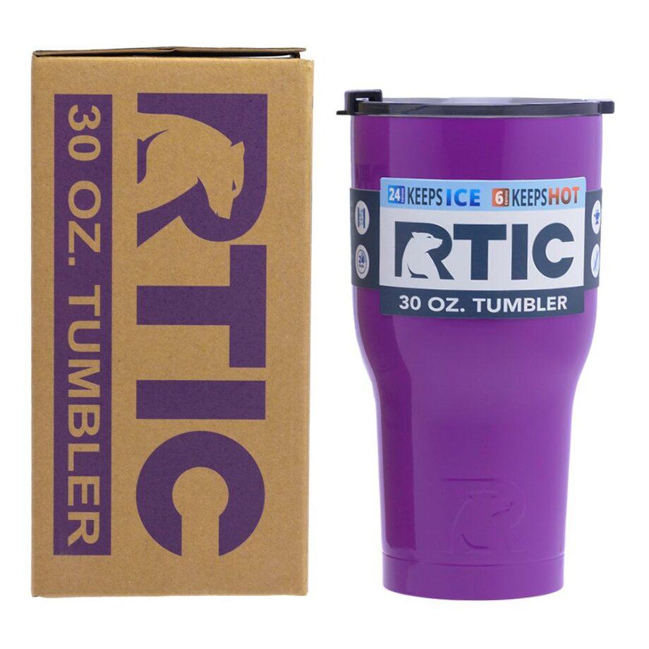 RTIC 30oz Tumbler - PURPLE