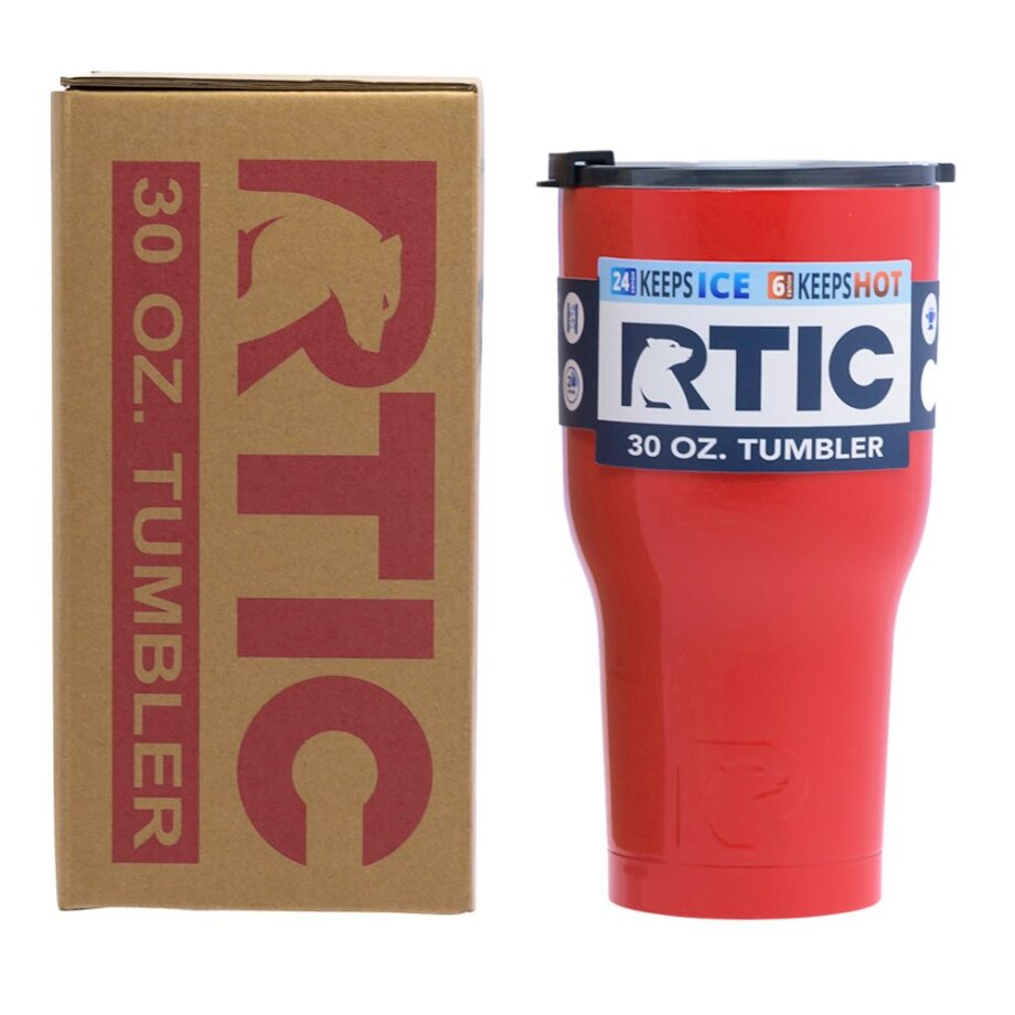 RTIC 30oz Tumbler - RED